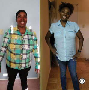 Just six months after having a new kind of weight loss procedure, Guerrant has lost 50 pounds, and can see and feel a difference in her eating habits and her life.