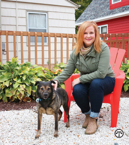 Although she had enough money from the sale of her first home to make a 20 percent down payment on her next one, Andrea opted to use private mortgage insurance and make a smaller down payment. She used the spare cash to build a patio and landscape her new backyard.