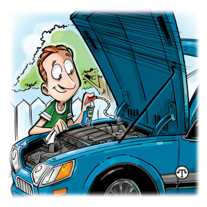Make sure your car is in top shape before you hit the road for the holidays.