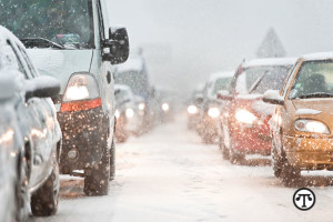 Proper maintenance is important before you hit the road in rough weather.