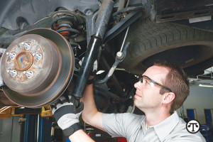 Many car owners prefer vehicle repairs be completed using U.S.-manufactured parts.