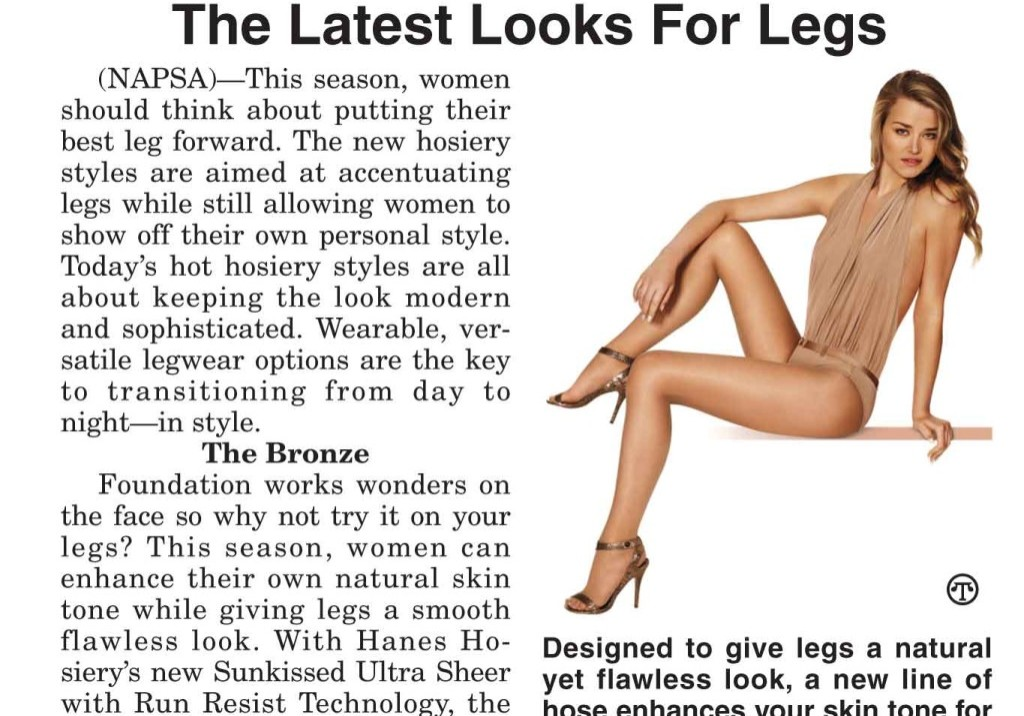Fashion and Beauty: Hanes