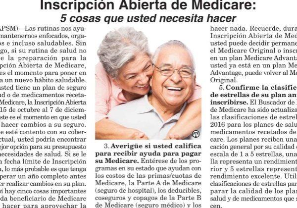 Spanish: Medicare